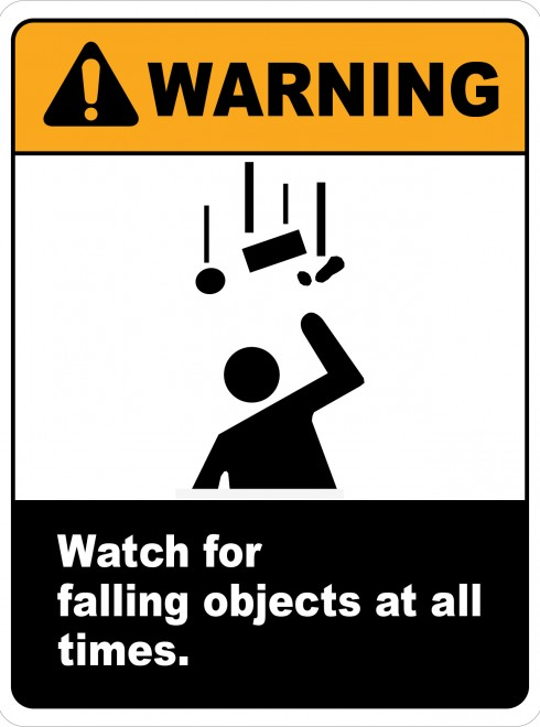 Watch-For-Falling-Objects-Sign